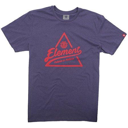 Camiseta Element Ascent Roxa