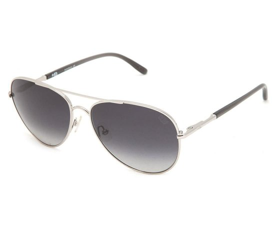 Óculos de Sol HB Sicily XL Nickel |Gradient Gray