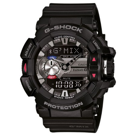 Relógio G-Shock GBA-400 Preto