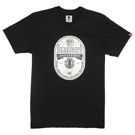 Camiseta Element Pats Day Preta