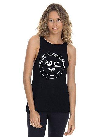 Regata Roxy Jungle Bogie Preto