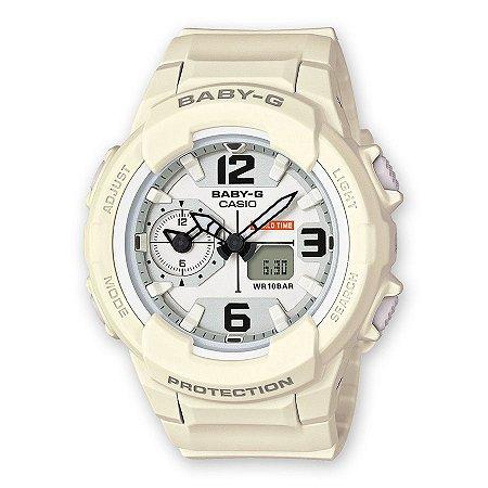 Relógio Baby-G BGA-230 Off White