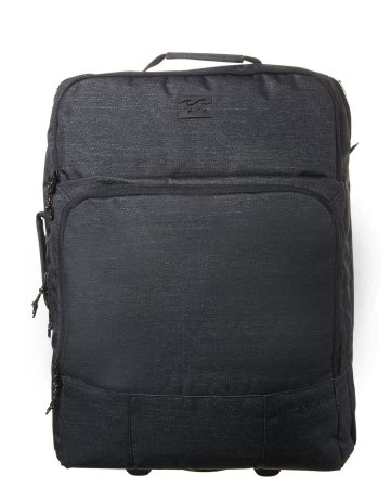 Mala Billabong Booster Carry On Tra Cinza