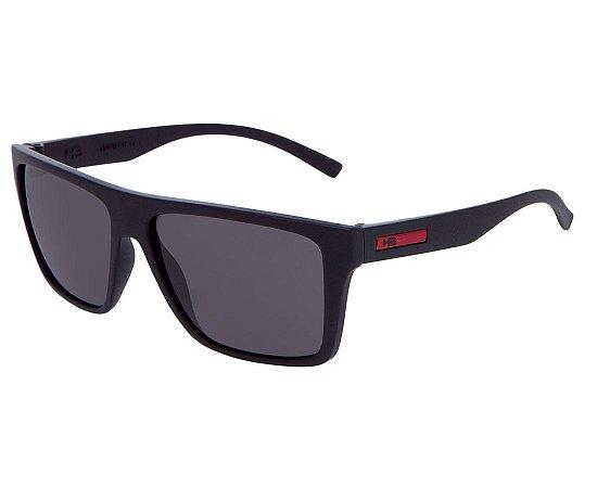 Óculos de Sol HB Floyd Matte Black D. Red | Gray