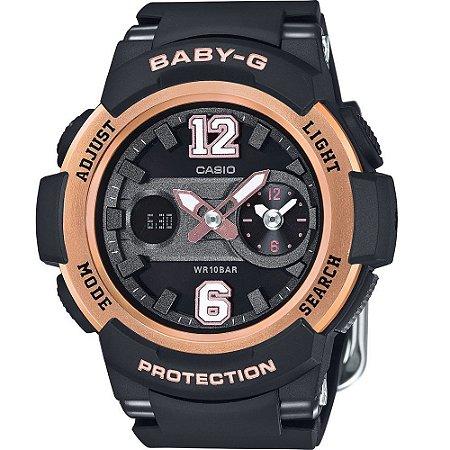 Relógio Baby-G BGA-210-1BDR Preto