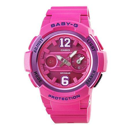 Relógio Baby-G BGA-210-4B2DR Rosa