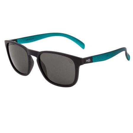 Óculos de Sol HB Dingo Matte Black / G. Marine Green | Gray