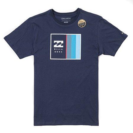 Camiseta Billabong D Bah Azul Marinho