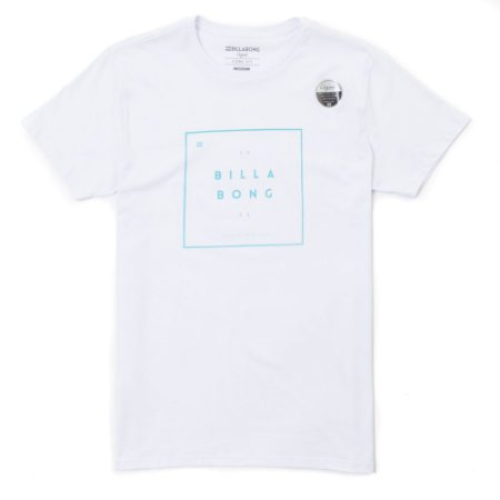 Camiseta Billabong Structure Branca