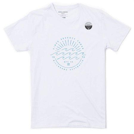 Camiseta Billabong Horizon II Branca