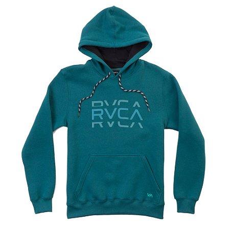 Moletom RVCA Cut Fleece Verde