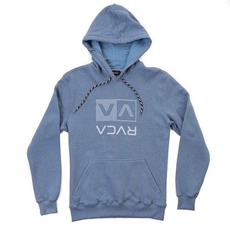 Moletom RVCA Flipepd Box Azul