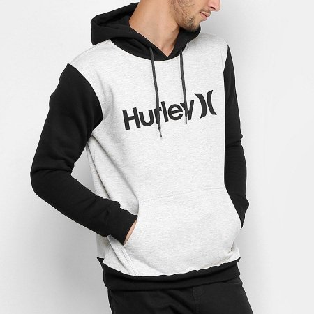 Moletom Hurley Start Off-White