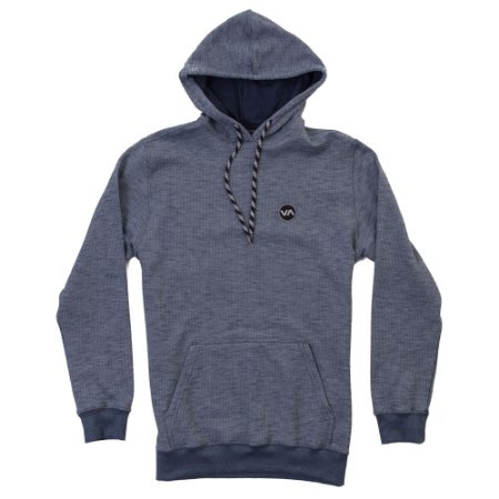 Moletom RVCA Reversal Fleece Azul