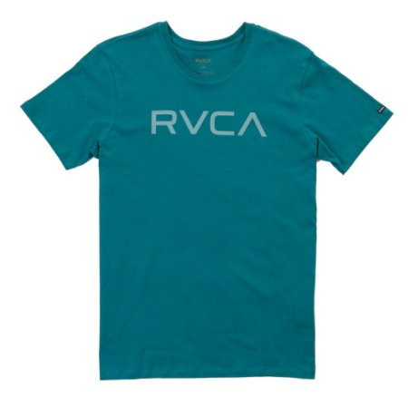 Camiseta RVCA Big RVCA Verde