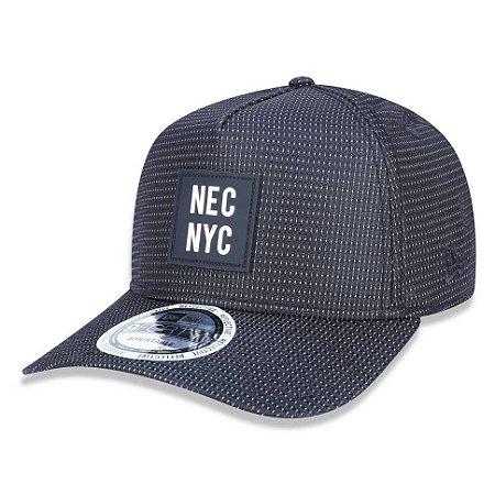 Boné New Era 940 A-Frame Core NEC NYC Preto