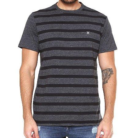 Camiseta Hurley Especial Nuvula Preta