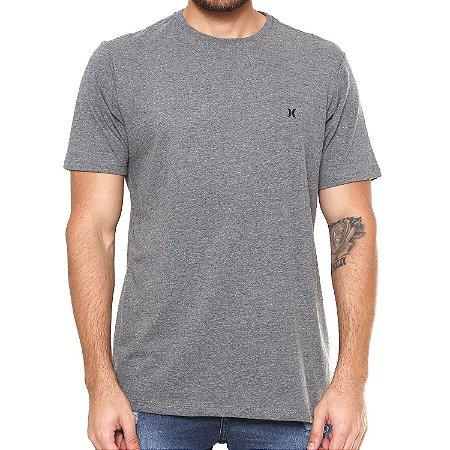 2e2758437943a Camiseta Hurley Silk Icon Cinza Claro - Radical Place - Loja Virtual ...
