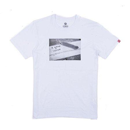 Camiseta Element Dream Brian Branca