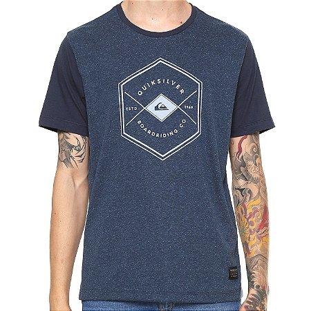 Camiseta Quiksilver Especial Pack Avant Azul