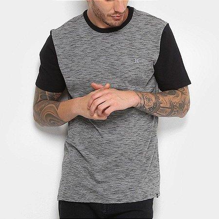 Camiseta Hurley Especial Jet Cinza Escuro