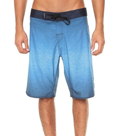 Bermuda Quiksilver Boardshort Tinted Azul