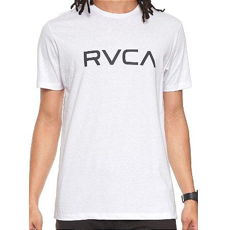 Camiseta RVCA Big RVCA Branca