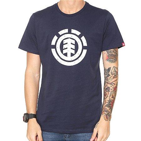 Camiseta Element Tri Dot SS Marinho