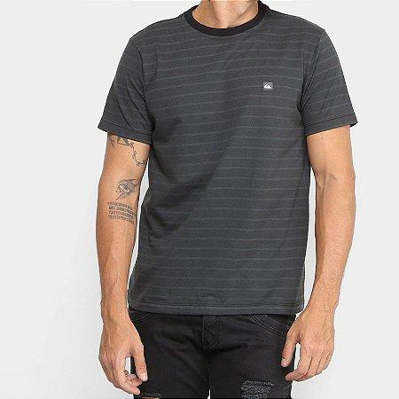 Camiseta Quiksilver Especial Cheep Preta