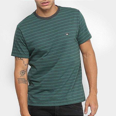Camiseta Quiksilver Especial Cheep Verde