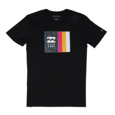 Camiseta Billabong D Bah III Preta
