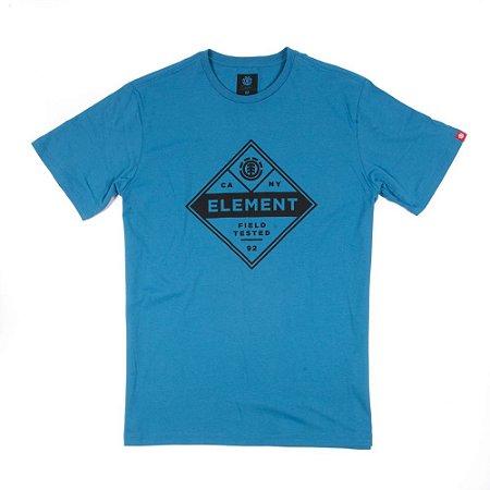 Camiseta Element Aspect SS Azul