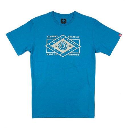 Camiseta Element Stamina Azul