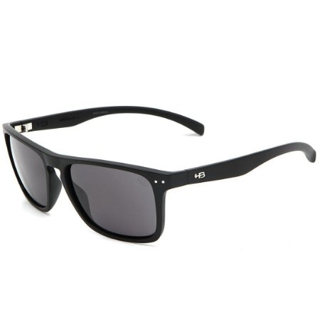 adfeaf6bd Óculos de Sol HB Cody Matte Black I Gray - Radical Place - Loja ...