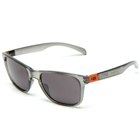 Óculos de Sol HB Gipps II Gloss Onyx Dark Orange l Gray - Radical ... 97b4269af4