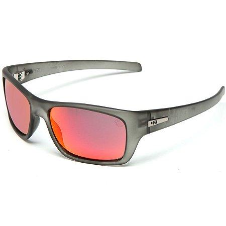 Óculos de Sol HB Monster Fish Matte Onyx l Red Chrome