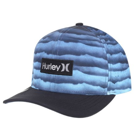 Boné Hurley Undertown Phantom Azul