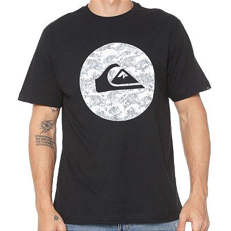 03672a1ac04da Camiseta Quiksilver Filtro Preta - Radical Place - Loja Virtual de ...