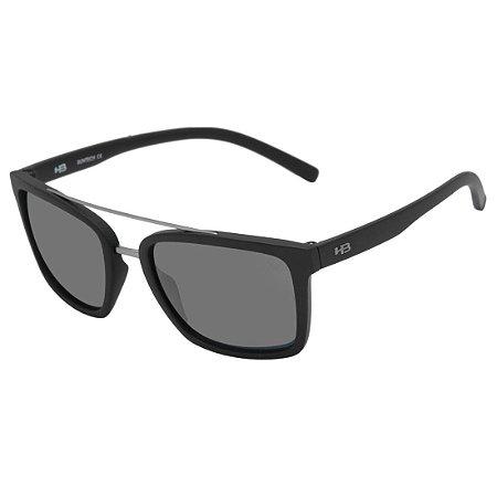 Óculos de Sol HB Spencer Matte Black | Gray