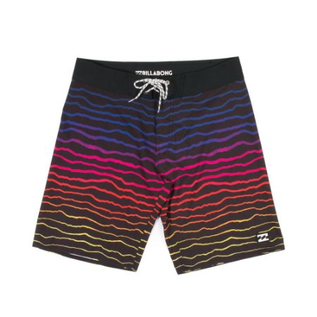 Bermuda Billabong Boardshort Sundays Preto