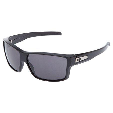 Óculos de Sol HB Big Vert Gloss Black   Gray