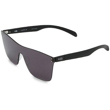 Óculos de Sol HB Floyd Mask Matte Black | Gray