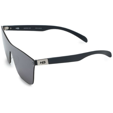 bf7d7e34e42b2 Óculos de Sol HB Floyd Mask Matte Navy   Silver - Radical Place ...