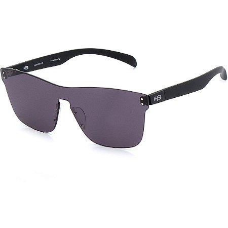 Óculos de Sol HB H-Bomb Mask Matte Black   Gray - Radical Place ... a1a52c92b9