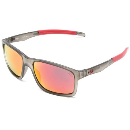 Óculos de Sol HB Mystify Matte Onyx I Red Chrome - Radical Place ... 9508f83214