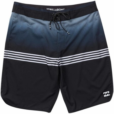 Bermuda Billabong Boardshort Fifty50 X Preta