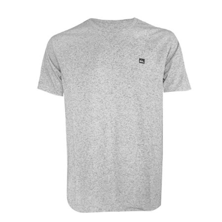 Camiseta Quiksilver Especial Supertransfer Cinza