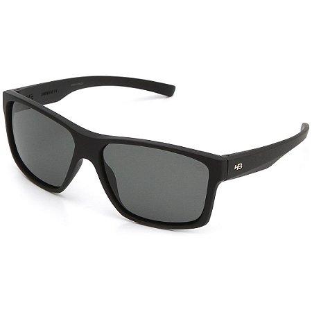 Óculos de Sol HB Freak Matte Black I Polarizad Gray