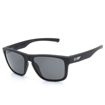 4eee934343294 Óculos de Sol HB H-Bomb Matte Black   Gray Polarized - Radical Place ...