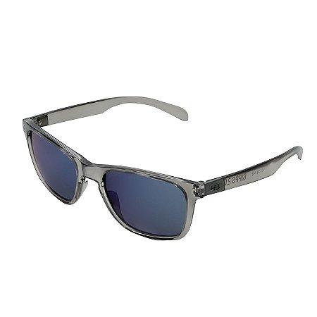 Óculos de Sol HB Gipps II Smoky Quartz l Blue Chrome